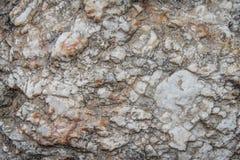 Empfindliche Naturmuster der weißen, braunen und grauen Marmorbeschaffenheit für Hintergrund stockfoto