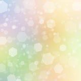 Empfindlicher, gelbgrüner Hintergrund Stockbilder