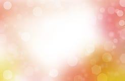 Empfindlicher, rosafarbener Hintergrund Stockbild
