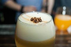 Empfindliches Cocktail in einem Glas Stockfotografie