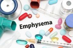 Emphysema Royalty Free Stock Images