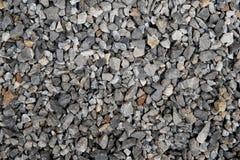 Empiedra el fondo Piedra real agrietada Foto de archivo libre de regalías