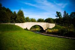 Empiedre el puente Fotos de archivo