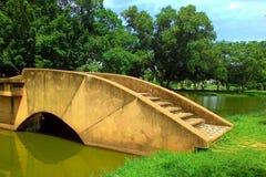 Empiedre el puente Foto de archivo