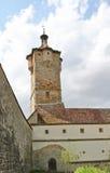 Empiedre la torre Imagenes de archivo