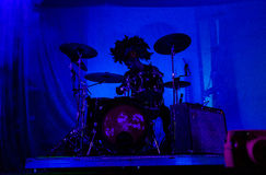 Empire du concert de Sun Photo libre de droits