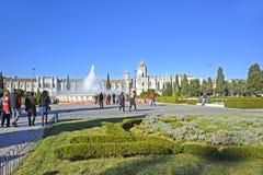Empire Square, Lisbon Royalty Free Stock Photo