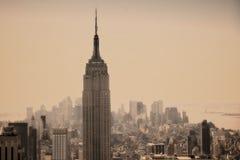 Empire State Imágenes de archivo libres de regalías