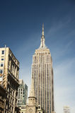 The Empire State Royalty Free Stock Photo