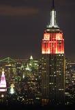 Empire State fotografía de archivo