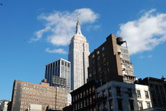 Empire State royalty free stock photo