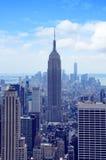 Empire State Building à New York City Photo libre de droits