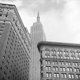 Empire State Building fotos de stock royalty free