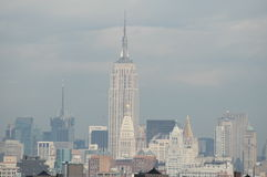 Empire State Building Images libres de droits
