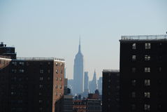 The Empire state building Stock Photo