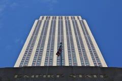 Empire State Building stockfotografie
