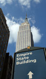 Empire State Building Royalty Free Stock Image
