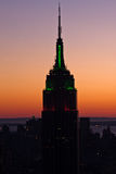 Empire State Building Imagem de Stock