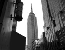 Empire state building Stock Photos
