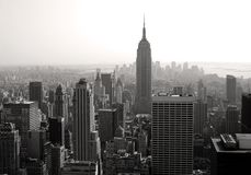 Empire State Building Lizenzfreies Stockbild