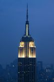 Empire State Building Stockfoto