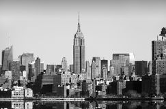 Empire State Building Obraz Royalty Free
