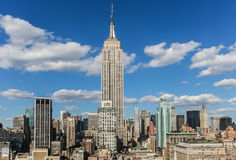 Empire State Building Royalty-vrije Stock Foto