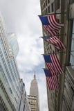 Empire State Building Imagem de Stock Royalty Free