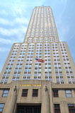 Empire State Building Obrazy Royalty Free