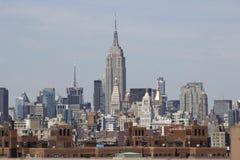 Empire State Building Immagini Stock Libere da Diritti