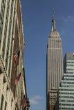 Empire State Building Foto de archivo