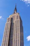 Empire State Building Royaltyfri Bild