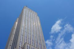 Empire State Building Fotografie Stock