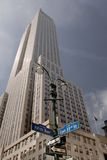 Empire State Building image stock