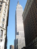Empire State Building royalty free stock photos