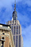Empire State Building Arkivfoto