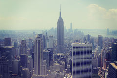 Empire State Building Photo stock