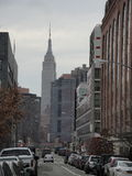 Empire State Building Imagem de Stock