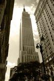 Empire State Building Fotografia Stock Libera da Diritti