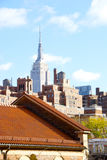 Empire State Building Fotografia de Stock Royalty Free