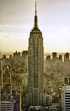 Empire State Building Foto de Stock