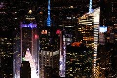 Empire State Building fotografia de stock