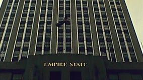 Empire State Building archivistique clips vidéos