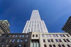 Empire State Building, artykuł wstępny Fotografia Stock