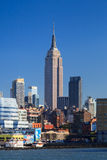 The Empire State Building Stock Photography
