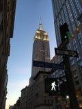 Empire State Building de New York City Image stock
