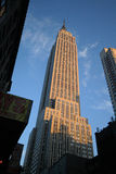 The Empire State Building exterior Royalty Free Stock Photography