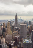 Empire State Building, horizon de New York Image libre de droits
