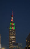 Empire State Building. Stock Image