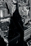 Empire State Building in Manhattan New York Fotografia Stock Libera da Diritti